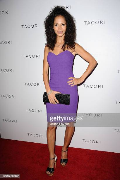 Actress Sherri Saum attends the Club Tacori 2013 event at Greystone Manor Supperclub on October 8 2013 in West Hollywood California