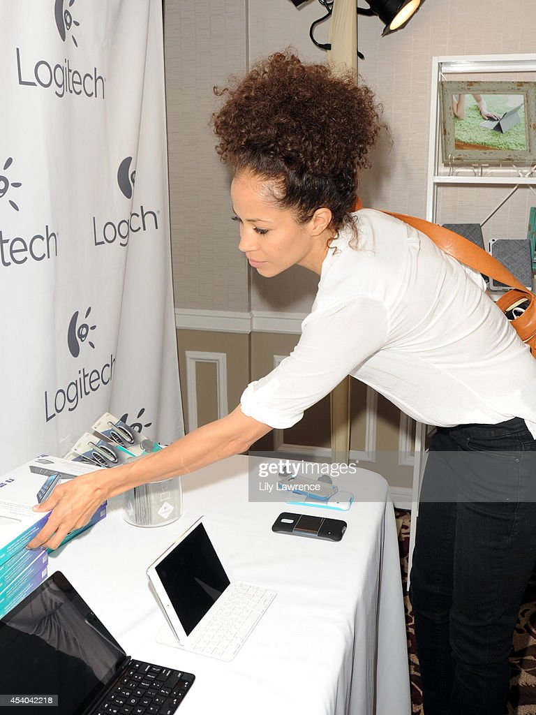 Actress Sherri Saum attends the HBO Luxury Lounge featuring PANDORA at Four Seasons Hotel Los Angeles at Beverly Hills on August 23, 2014 in Beverly Hills, California.