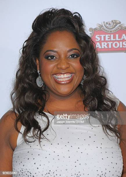 Actress Sherri Shepherd arrives at the AFI FEST 2009 Screening Of Precious Based On The Novel 'PUSH' By Sapphire on November 1 2009 in Hollywood...
