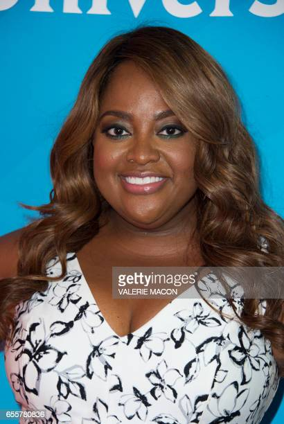 Actress Sherri Shepherd of 'Trial and Error' arrives at the NBC Universal Summer Press Day at the Beverly Hilton on March 20 Beverly Hills California...