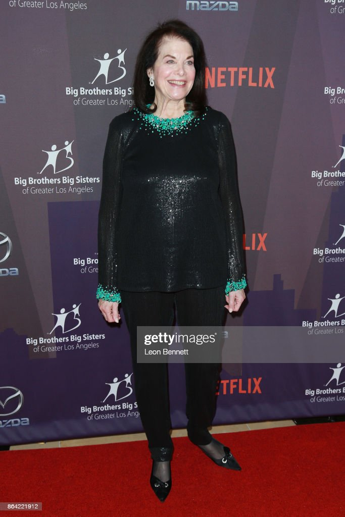 Actress Sherry Lansing attends the Big Brothers Big Sisters Of Greater Los Angeles' 2017 Big Bash Live With Travis And Kelly at The Beverly Hilton Hotel on October 20, 2017 in Beverly Hills, California.