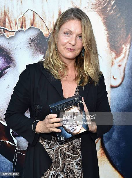 Actress Sheryl Lee arrives to The American Film Institute Presents 'Twin PeaksThe Entire Mystery' BluRay/DVD Release Screening at the Vista Theatre...