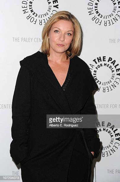 Actress Sheryl Lee arrives to The Paley Center For Media's presentation of a 'Psych' And 'Twin Peaks' Reunion on November 29 2010 in Beverly Hills...