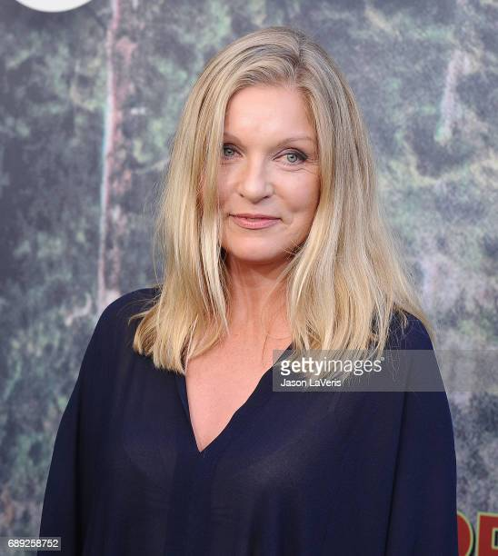 Actress Sheryl Lee attends the premiere of 'Twin Peaks' at Ace Hotel on May 19 2017 in Los Angeles California