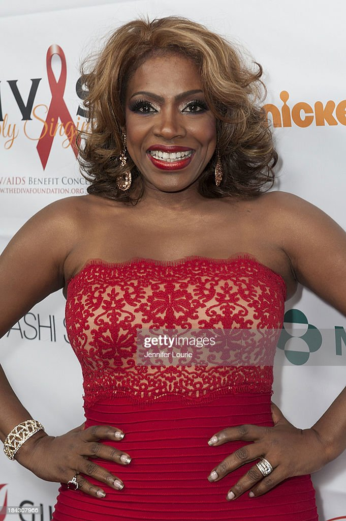 Actress <a gi-track='captionPersonalityLinkClicked' href=/galleries/search?phrase=Sheryl+Lee+Ralph&family=editorial&specificpeople=214083 ng-click='$event.stopPropagation()'>Sheryl Lee Ralph</a> attends the 23rd Annual HIV/AIDS benefit concert DIVAS Simply Singing! at Club Nokia on October 12, 2013 in Los Angeles, California.