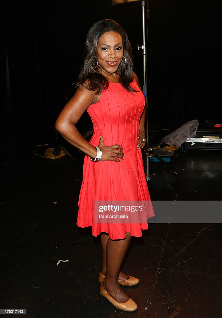 Actress Sheryl Lee Ralph attends the casting auditions for the new reality show 'Too Fat For Fame' at The Complex Hollywood on August 28, 2013 in Los Angeles, California.
