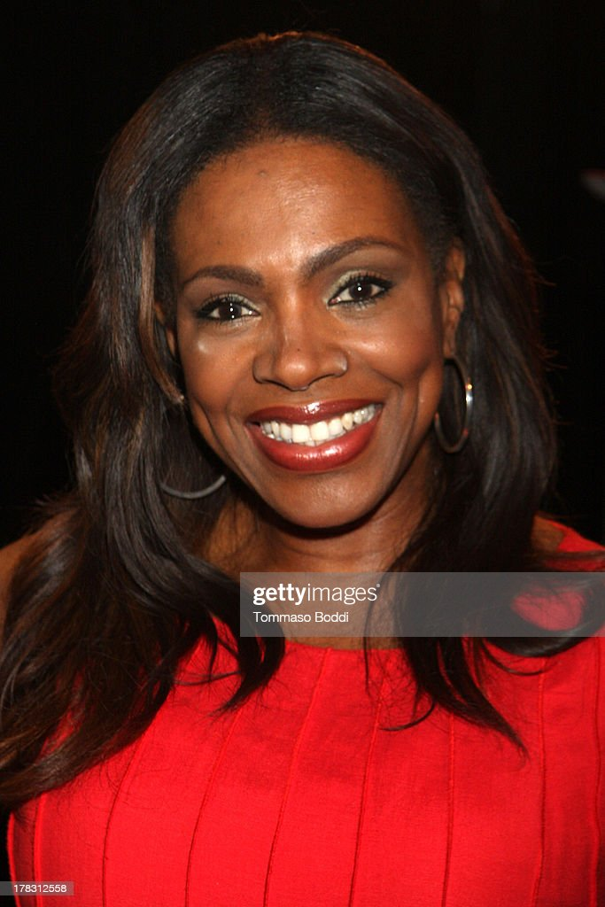 Actress <a gi-track='captionPersonalityLinkClicked' href=/galleries/search?phrase=Sheryl+Lee+Ralph&family=editorial&specificpeople=214083 ng-click='$event.stopPropagation()'>Sheryl Lee Ralph</a> attends the live casting auditions for new reality show 'Too Fat For Fame' held at The Complex Hollywood on August 28, 2013 in Los Angeles, California.