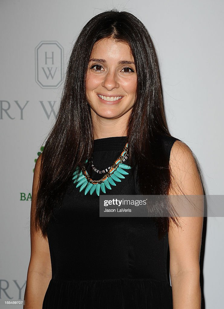 Actress <a gi-track='captionPersonalityLinkClicked' href=/galleries/search?phrase=Shiri+Appleby&family=editorial&specificpeople=240294 ng-click='$event.stopPropagation()'>Shiri Appleby</a> attends the 1st annual Baby2Baby gala at Book Bindery on November 3, 2012 in Culver City, California.