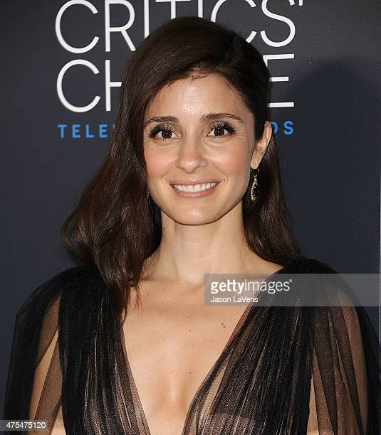 Actress Shiri Appleby attends the 5th annual Critics' Choice Television Awards at The Beverly Hilton Hotel on May 31 2015 in Beverly Hills California