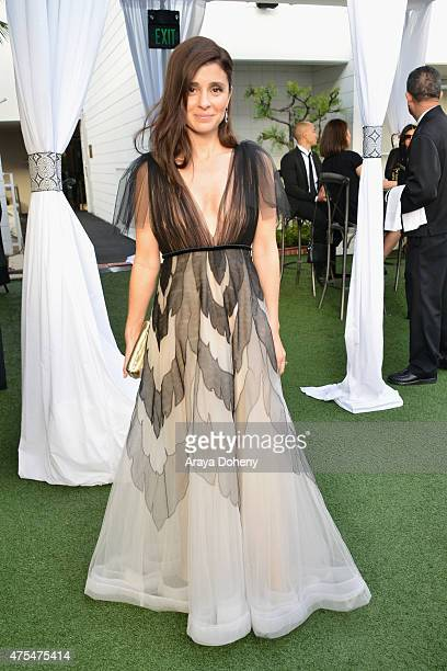 Actress Shiri Appleby attends the 5th Annual Critics' Choice Television Awards After Party at the Oasis Terrace at The Beverly Hilton Hotel on May 31...