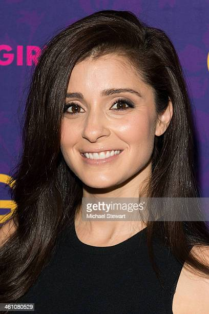 Actress Shiri Appleby attends the 'Girls' season three premiere at Jazz at Lincoln Center on January 6 2014 in New York City