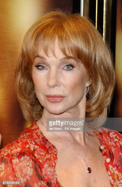 Actress Shirley Anne Field arrives for the world charity premiere of Alfie at the Empire Leicester Square in central London in aid of MakeAWish...