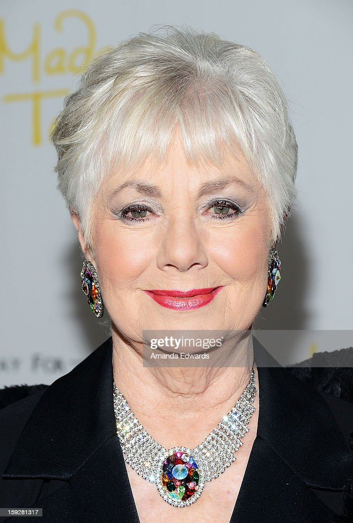 Actress <a gi-track='captionPersonalityLinkClicked' href=/galleries/search?phrase=Shirley+Jones&family=editorial&specificpeople=214776 ng-click='$event.stopPropagation()'>Shirley Jones</a> arrives at the Hooray For Hollywood...High Gala at the El Capitan Theatre on January 10, 2013 in Hollywood, California.