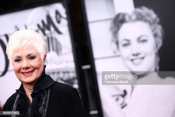 Actress Shirley Jones attends the 2014 TCM Classic Film Festival opening night gala and world premiere of the restoration of 'Oklahoma' held at the...