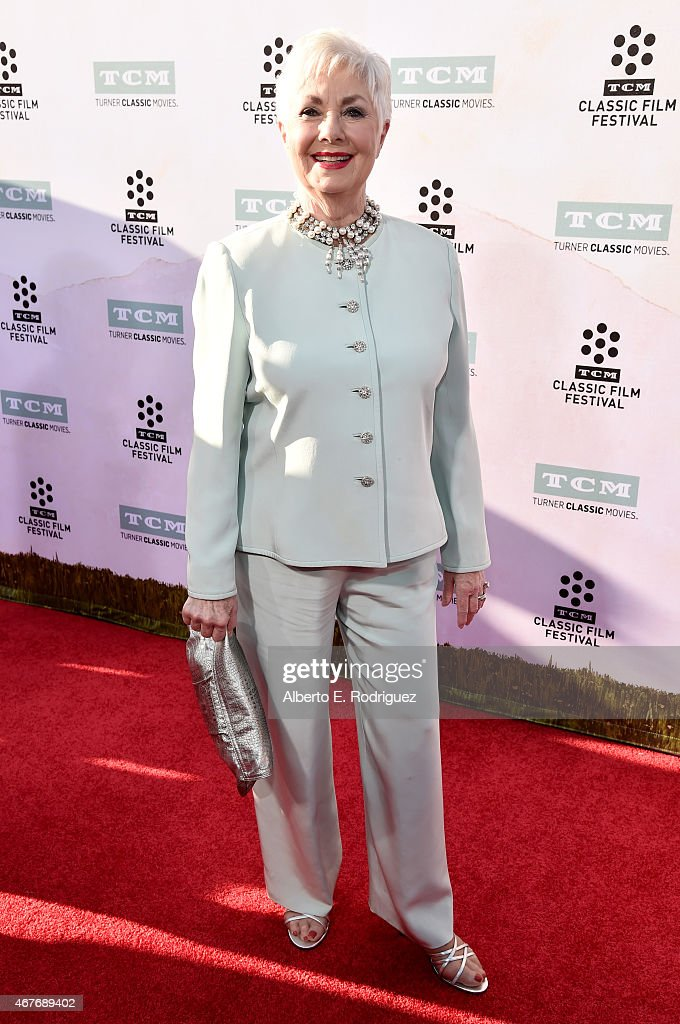 Actress Shirley Jones attends the Opening Night Gala and screening of The Sound of Music during the 2015 TCM Classic Film Festival on March 26, 2015 in Los Angeles, California. 25064_004