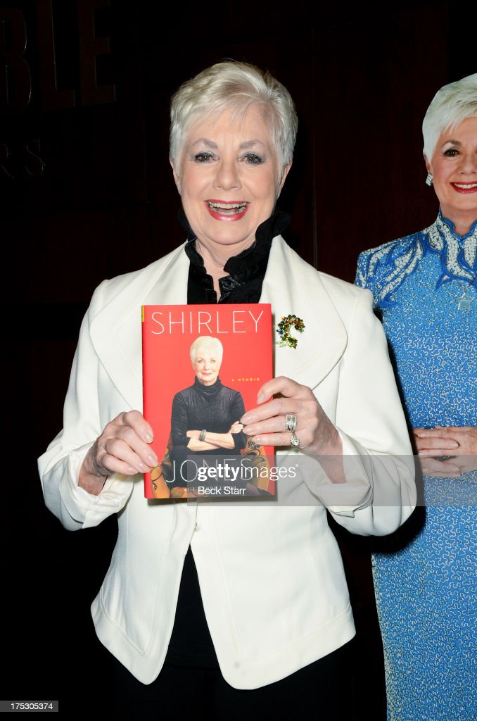 "Shirley Jones Signs Copies Of Her New Book ""Shirley Jones: A Memoir"""