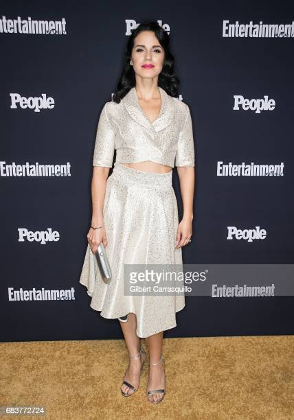 Actress Shirley Rumierk Shirley Rumierk attends Entertainment Weekly People New York Upfronts at 849 6th Ave on May 15 2017 in New York City