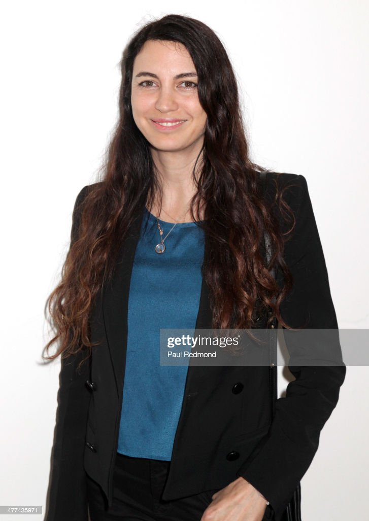 Actress Shiva Rose attends Alexander Yulish 'An Unquiet Mind' VIP Opening Reception at KM Fine Arts LA Studio on March 8, 2014 in Los Angeles, California.