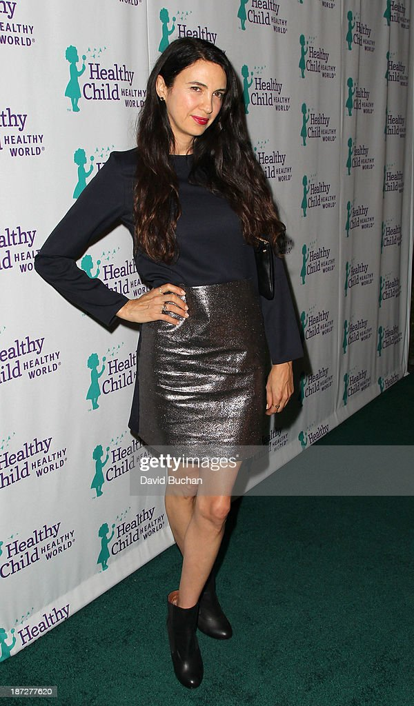 Actress Shiva Rose attends the Mom On A Mission's 5th Annual Awards & Gala on November 6, 2013 in Pacific Palisades, California.