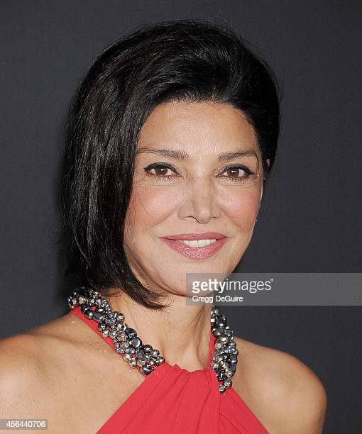 Actress Shohreh Aghdashloo arrives at The Los Angeles Philharmonic Opening Night Concert And Gala at Walt Disney Concert Hall on September 30 2014 in...