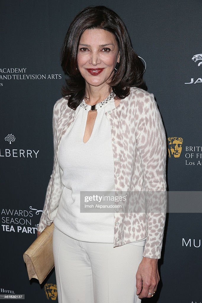 Actress Shohreh Aghdashloo attends the BAFTA LA 2014 Awards Season Tea Party at the Four Seasons Hotel Los Angeles at Beverly Hills on January 11, 2014 in Beverly Hills, California.