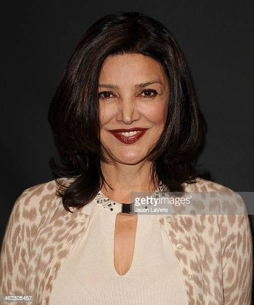 Actress Shohreh Aghdashloo attends the BAFTA LA 2014 awards season tea party at Four Seasons Hotel Los Angeles at Beverly Hills on January 11 2014 in...