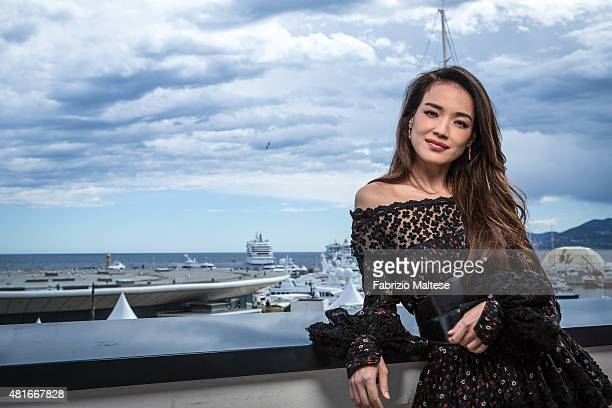 Actress Shu Qi is photographed for The Hollywood Reporter on May 15 2015 in Cannes France **NO SALES IN USA TILL AUGUST 28 2015**