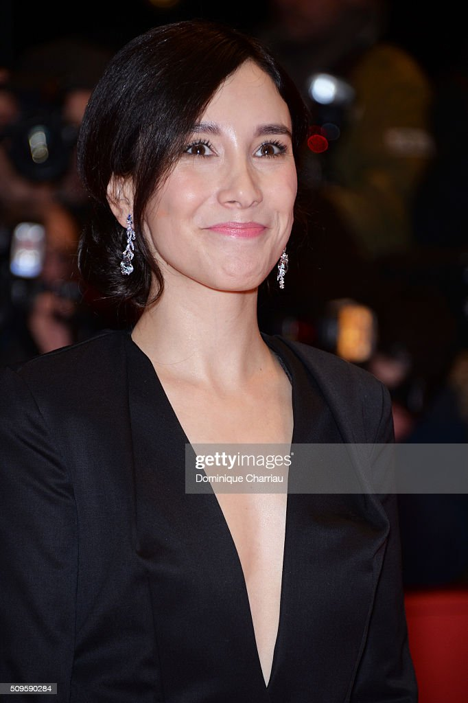 Actress <a gi-track='captionPersonalityLinkClicked' href=/galleries/search?phrase=Sibel+Kekilli&family=editorial&specificpeople=208816 ng-click='$event.stopPropagation()'>Sibel Kekilli</a> attends the 'Hail, Caesar!' premiere during the 66th Berlinale International Film Festival Berlin at Berlinale Palace on February 11, 2016 in Berlin, Germany.