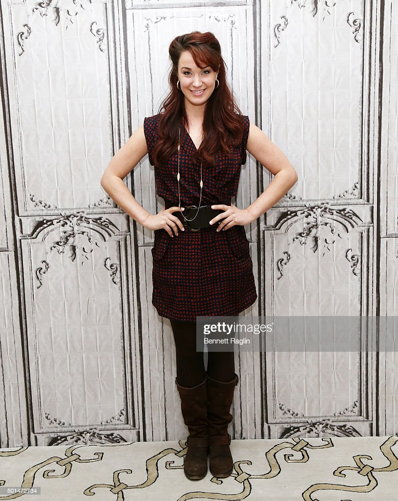 "AOL Build Presents Sierra Boggess, ""School of Rock"""