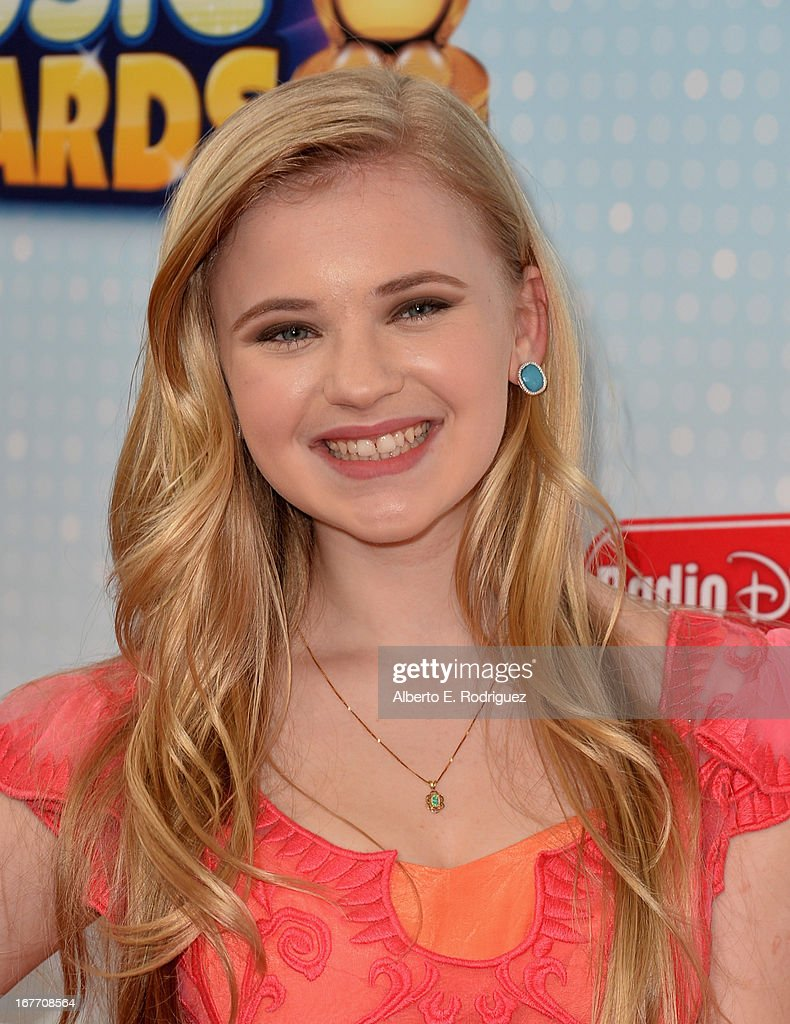 Actress Sierra McCormick arrives to the 2013 Radio Disney Music Awards at Nokia Theatre L.A. Live on April 27, 2013 in Los Angeles, California.