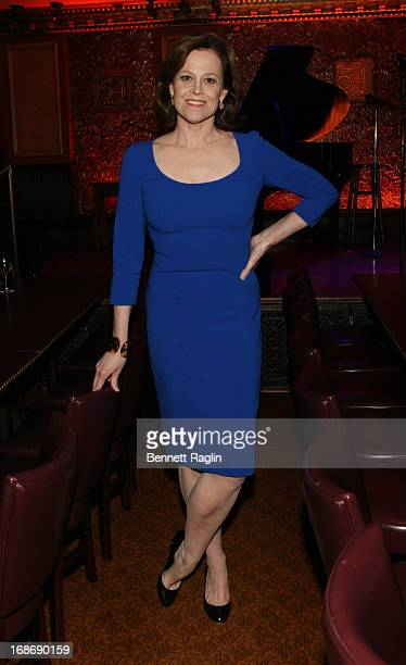 Actress Sigourney Weaver attends 78th Annual Drama Critic's Circle Awards at 54 Below on May 13 2013 in New York City
