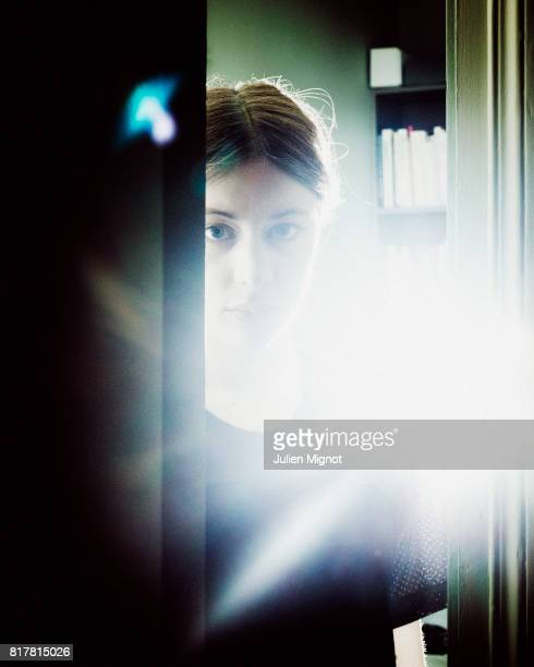 Actress Sigrid Bouaziz is photographed for Grazia France Magazine on April 22 2016 in Paris France PUBLISHED IMAGE