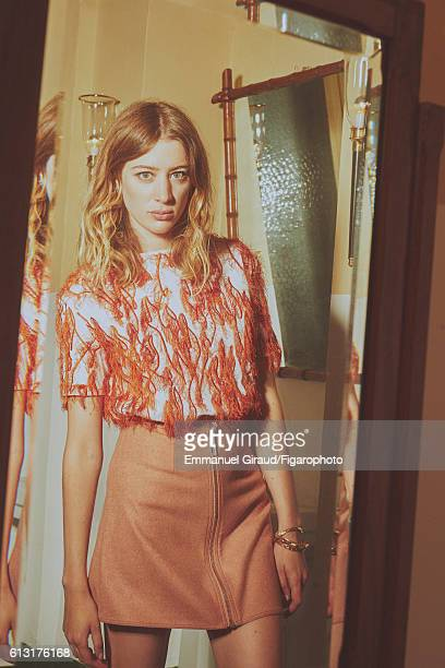 Actress Sigrid Bouaziz is photographed for Madame Figaro on June 16 2016 in Paris France All CREDIT MUST READ Emmanuel Giraud/Figarophoto/Contour by...