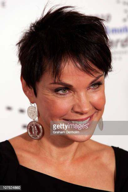 Actress Sigrid Thornton arrives at the 2010 Samsung Mobile AFI awards at the Regent Theatre on December 11 2010 in Melbourne Australia