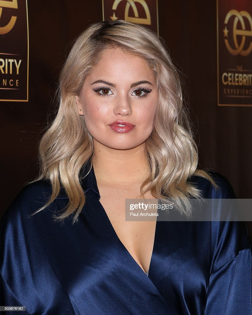 The Celebrity Experience With Debby Ryan