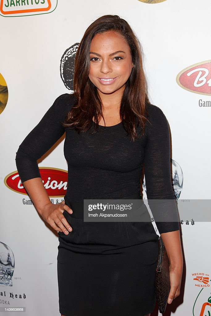 Actress / singer Davida Williams attends the 8th Annual Cinco de Mayo Benefit And Charity Celebrity Poker Tournament at Velvet Margarita on May 5, 2012 in Hollywood, California.