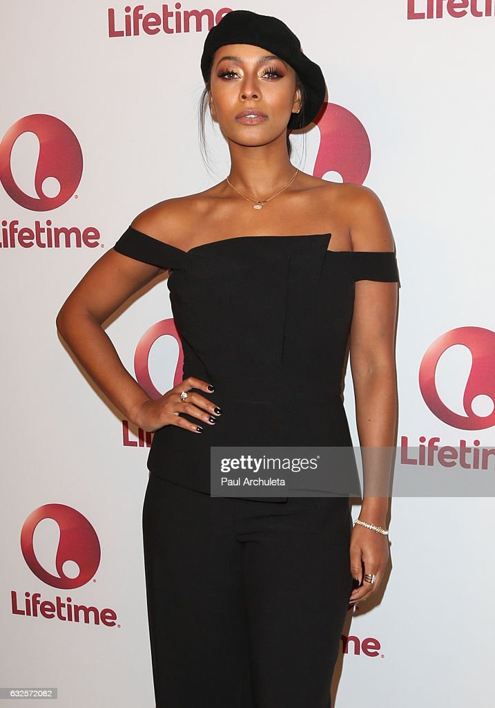 Actress / Singer Keri Hilson attends the screening of 'Love By The 10th Date' at The London West Hollywood at Beverly Hills on January 23, 2017 in West Hollywood, California.