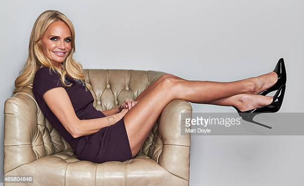 Actress singer Kristin Chenoweth is photographed for Back Stage on January 26 in New York City