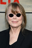 Actress Sissy Spacek attends the Premiere of Netflix's 'Bloodline' at Westwood Village Theatre on May 24 2016 in Westwood California