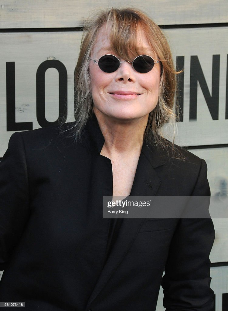 Actress <a gi-track='captionPersonalityLinkClicked' href=/galleries/search?phrase=Sissy+Spacek&family=editorial&specificpeople=212977 ng-click='$event.stopPropagation()'>Sissy Spacek</a> attends the premiere of Netflix's 'Bloodline' at Landmark Regent Theatre on May 24, 2016 in Westwood, California.