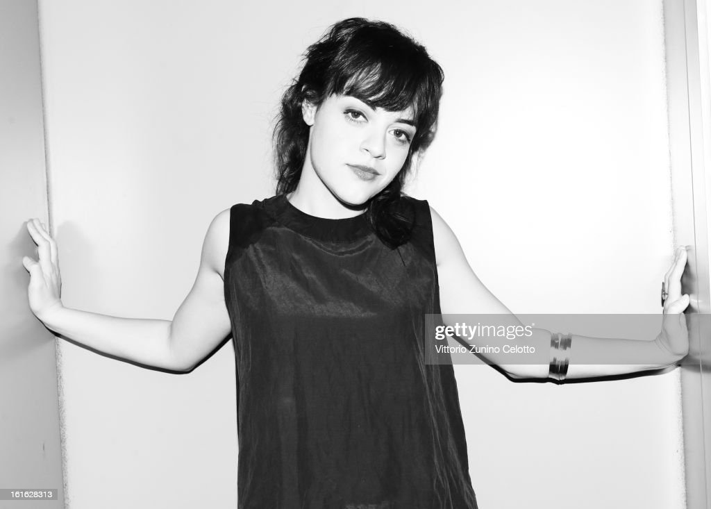 Actress Sivan Levy attends the 'Inch'Allah' Portrait Session during the 63rd Berlinale International Film Festival at the Berlinale Palast on February 13, 2013 in Berlin, Germany.
