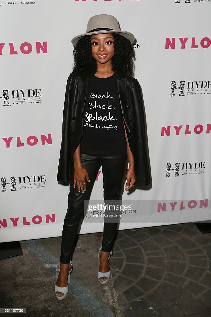 NYLON And BCBGeneration's Annual Young Hollywood May Issue Event - Arrivals