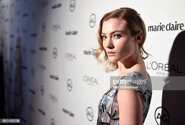 Actress Skyler Samuels attends Marie Claire's Image Maker Awards 2017 at Catch LA on January 10 2017 in West Hollywood California