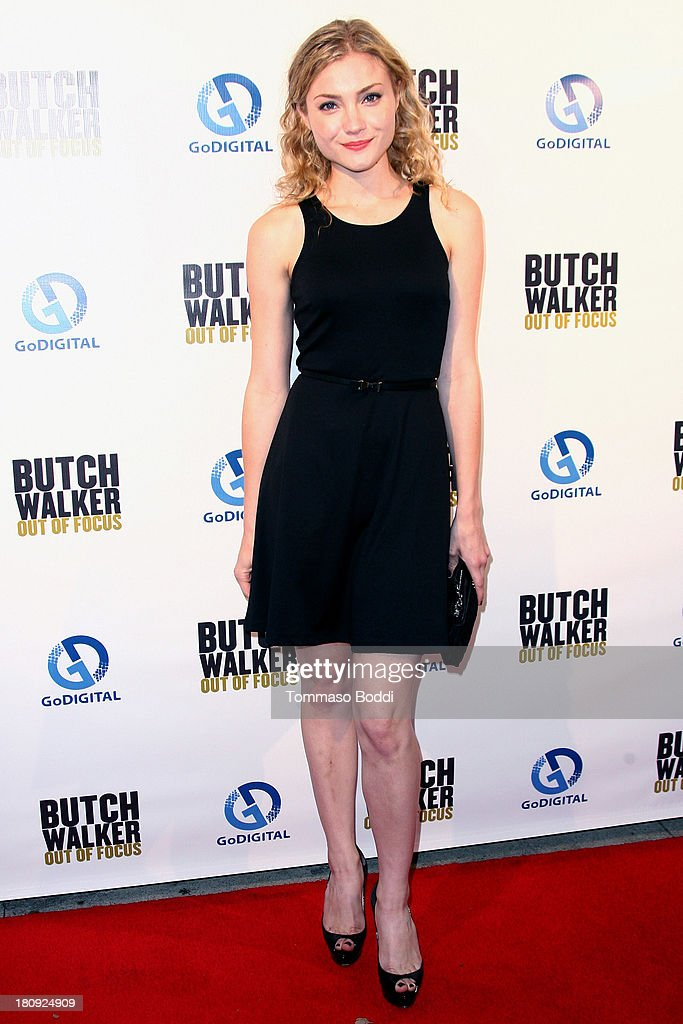 Actress Skyler Samuels attends the 'Butch Walker: Out Of Focus' Los Angeles premiere at Laemmle's Music Hall 3 on September 17, 2013 in Beverly Hills, California.