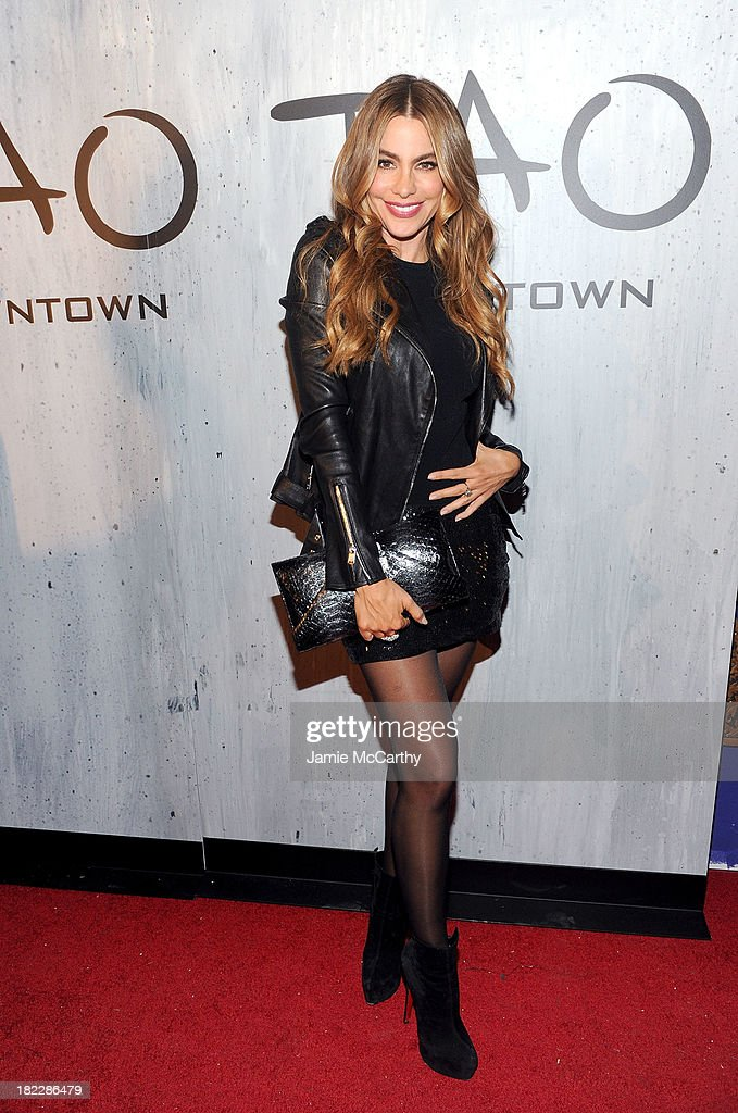 Actress Sofía Vergara attends TAO Downtown Grand Opening on September 28, 2013 in New York City.