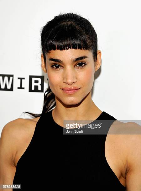 Actress Sofia Boutella attends WIRED Cafe during ComicCon International 2016 at Omni Hotell on July 21 2016 in San Diego California