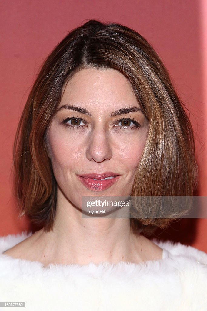 Actress <a gi-track='captionPersonalityLinkClicked' href=/galleries/search?phrase=Sofia+Coppola&family=editorial&specificpeople=202230 ng-click='$event.stopPropagation()'>Sofia Coppola</a> attends the 2013 Whitney Gala and Studio party at Skylight at Moynihan Station on October 23, 2013 in New York City.