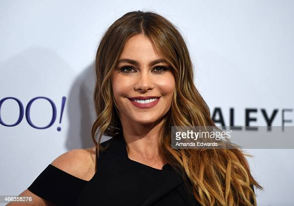 Sofia Vergara Stock Photos And Pictures Getty Images