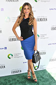 Actress Sofia Vergara arrives at The SAG Foundation's 6th Annual Los Angeles Golf Classic on June 8 2015 in Burbank California