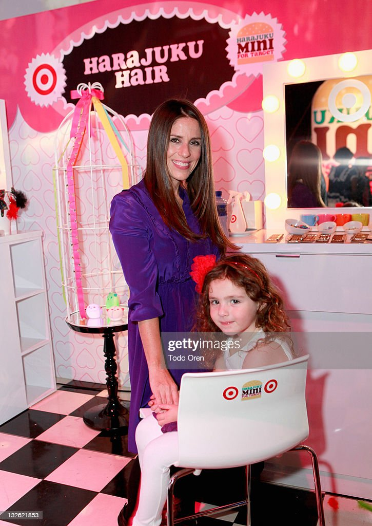 Actress Soleil Moon Frye attends Gwen Stefani's launch of her Harajuku Mini for Target Collection at Jim Henson Studios on November 12, 2011 in Los Angeles, California.